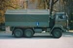 Nákladní terénní automobil ROSS R 210.12 VV 6×6