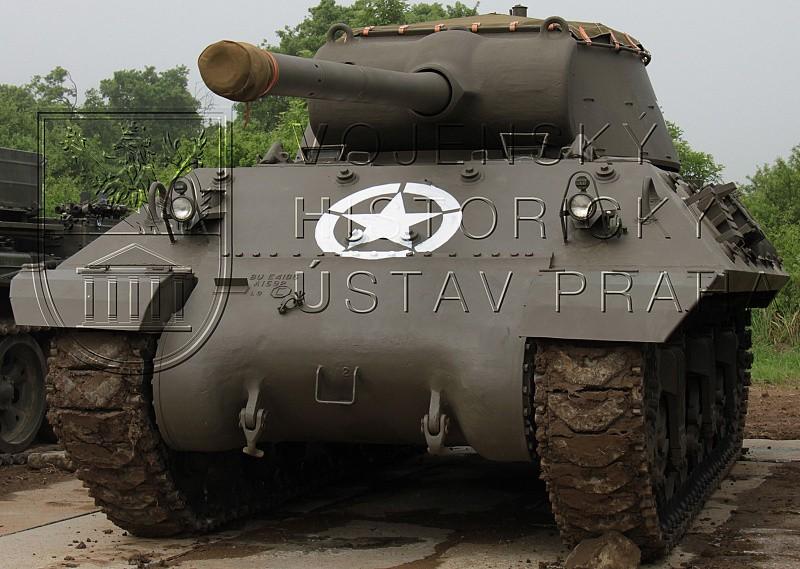 Stíhač tanků M36 GMC (Gun Motor Carriage)