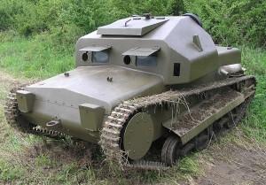 Prototyp tančíku MU-4