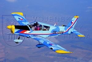 Víceúčelový letoun Zlín Z-143 MAF