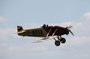 replika Avie BH-5 s motorem Walter NZ-60