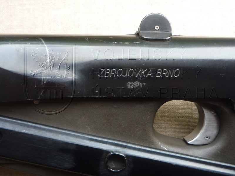 Samopal ZB 47