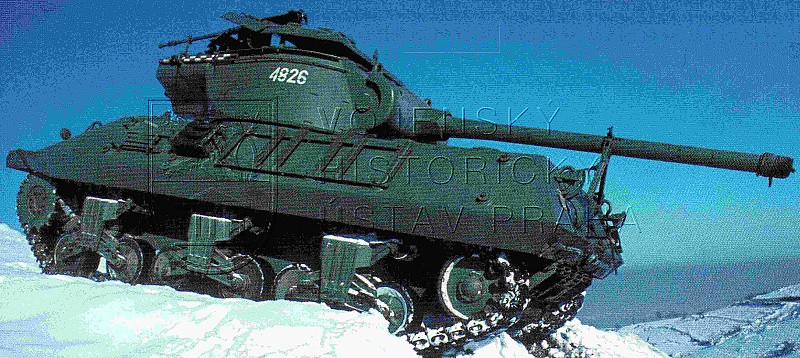 Stíhač tanků M36 GMC