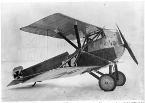 Části letounu Hansa-Brandenburg D.I (KD)