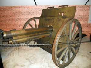7,5 cm polní kanón z roku 1911