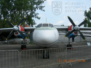 Antonov An-24 V, výr. č. 07109