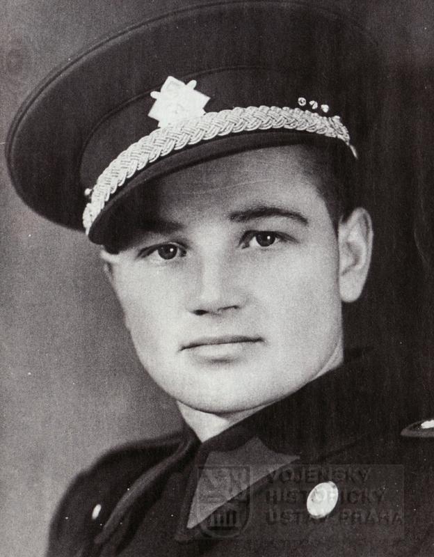 Četař délesloužící Jan Kubiš, 1938