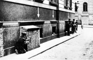 Povstání v Plzni 5. května 1945. Foto archiv VHÚ.