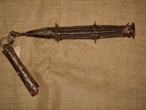 Bojový cep; kolem 1500