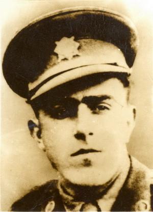Stěpan Vajda zemřel hrdinnou smrtí u Tworkowa.  Foto: archiv VHÚ.