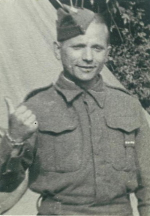 Josef Gabčík. Foto: archiv VHÚ