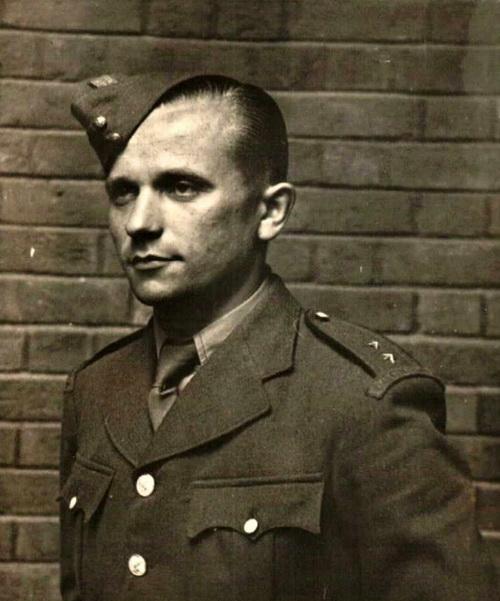 Parašutista Josef Gabčík, hrdina český, slovenský i československý