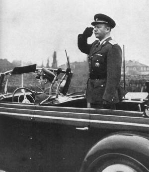 Na přehlídce na Letné. Foto archiv VHÚ.