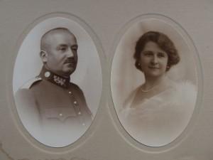 Manželé Rychtrmocovi. Foto archiv autora.