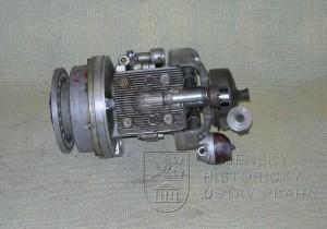 Startovací motorek Riedel RBA/S10, výr. č. ZH 780