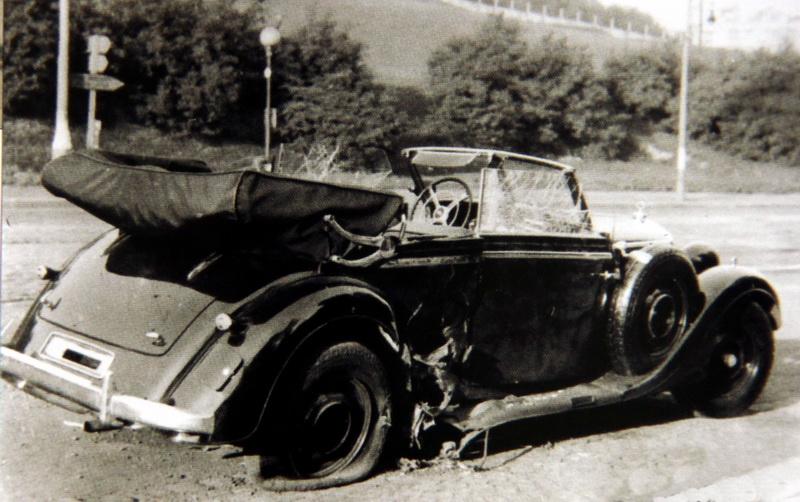 Útok na Heydricha byl vojenskou operací ANTHROPOID…