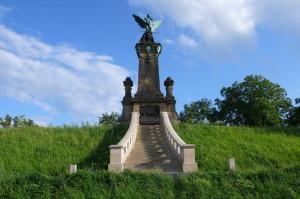 Památník bitvy u obce Křečhoř