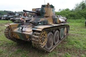 Tank LT vz. 38