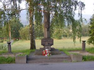 Památník finanční stráže Dolní Podluží