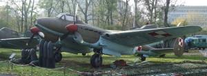 PE-2 ve varšavském muzeu