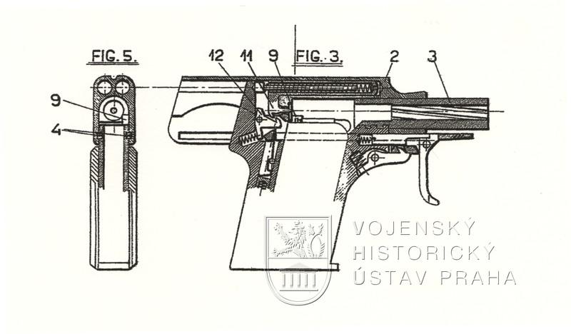 Praga model 21