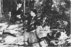 Teroristická akce sudetoněmeckého Freikorpsu