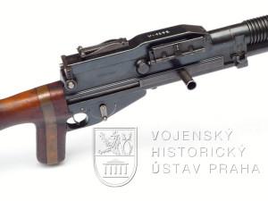 Francouzský kulomet Hotchkiss vz. 24