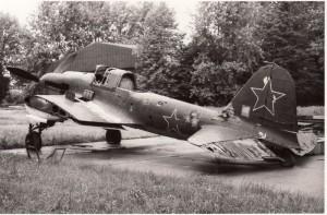 Iljušin Il-2 v šedesátých letech. Foto sbírka VHÚ.