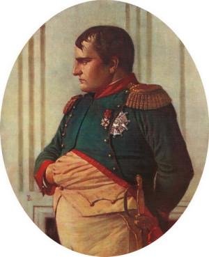 Císař Francouzů Napoleon I. Foto sbírka VHÚ.