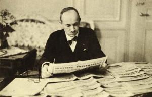 Tvůrce československé zahraniční politiky Edvard Beneš na počátku 30. let. Foto sbírka VHÚ Praha
