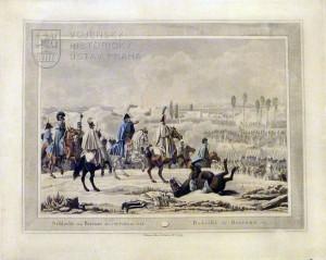 Autor neznámý, Bitva u Brienne dne 29. ledna 1814