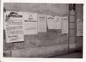 Francouzská mobilizace. Foto sbírka VHÚ.