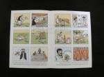 Chovatelská vzdělávací brožura v komiksovém ztvárnění