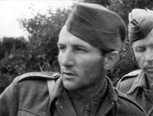 Pro Otakara Jaroše (na snímku) byl jeho strýc F. Konopásek vzorem. Foto sbírka VHÚ.