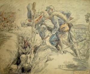 František Kupka - Bezdíček u Arrasu