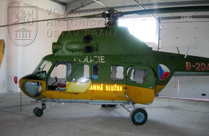 Vrtulník Mil Mi-2, výr. č. 5311147060