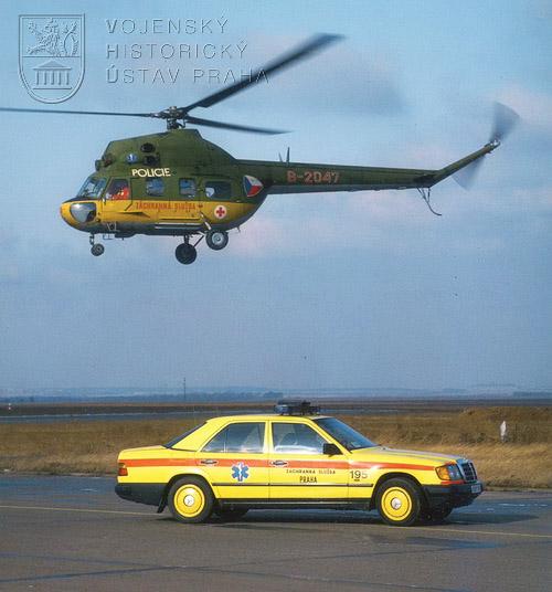 Vrtulník Mil Mi-2
