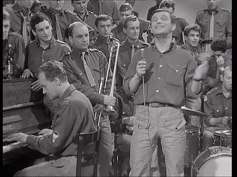Kdyby tisíc klarinetů (Armádní filmový zpravodaj č. 4/1964)