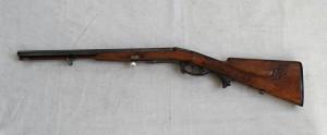 Lovecká dvojka – jehlovka z dílny zatím neznámého lipského puškaře L. H. Bösenberga. Foto: Jan Šach