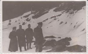 Mrtví po bojích v březnu 1939 na Podkarpatské rusi