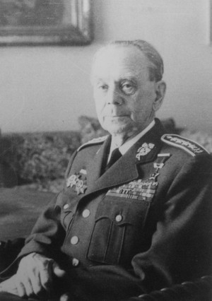 Karel Klapálek v šedesátých letech minulého století