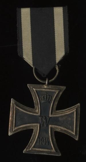 Železný kříž 1914 2. třídy (VHÚ Praha).