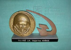 Symbolický dar OÚ VSŽ Košice