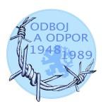Odznak účastníka odboje a odporu proti komunismu pro pozůstalého