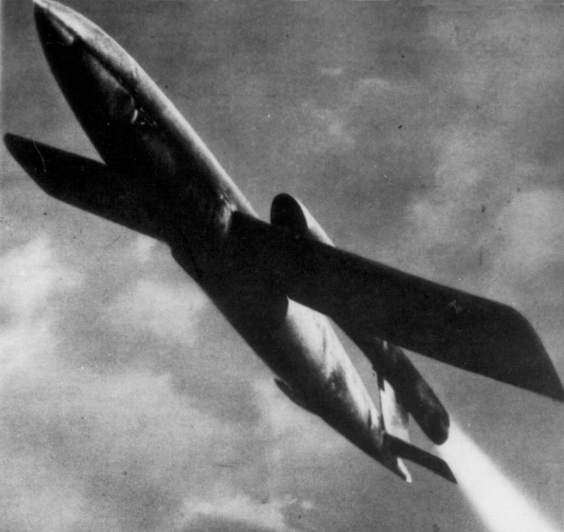Před 70 lety zahájili nacisté útoky tzv. odvetnými zbraněmi