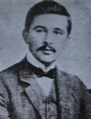 N. Čabrinovič. Foto sbírka VHÚ.