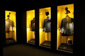 Uniformy ze sbírky Františka Ferdinanda d´Este