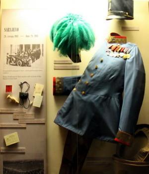 Uniforma Františka Ferdinanda d´Este
