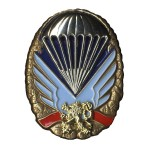 Odznak 2009 třídní specialista výsadkář I. třída