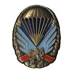 Odznak 2009 třídní specialista výsadkář III. třída